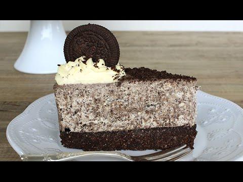 No-Bake Oreo Cheesecake Recipe   No Bake Cheesecake Recipe