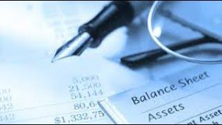 Restating the Balance Sheet