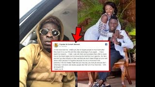 Shatta wale tells his fans not to diss Stonebwoy again, Stonebwoy's wife speaks on VGMA ban