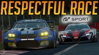 Gran Turismo Sport: Raced with Respect