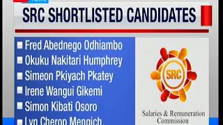 12 candidates have been shortlisted to take positions in SRC