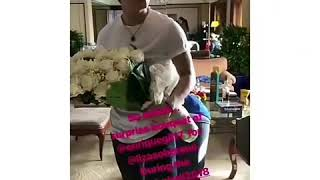 Enrique Gil surprised flower for Liza Soberano on #ABSCBNBall2018