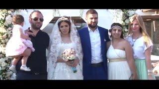 Роскошная армянская свадьба на Крите в Amirandes, Grecotel