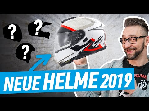 TOP 6 Helmneuheiten 2019