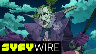 Exclusive: Batman Ninja Sneak Peek Featuring The Joker & Harley Quinn | SYFY WIRE