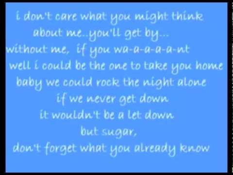 Geek In The Pink (karaoke instrumental) by Jason Mraz with on screen lyrics.flv