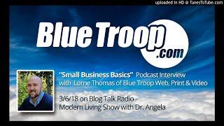 Blue Troop Web, Print & Video - Video - 3