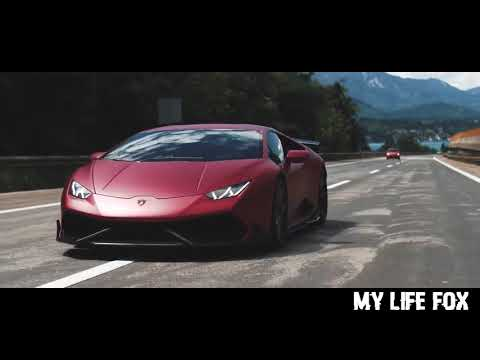 Lamborghini HURACAN|DRIFT ПОД МУЗЫКУ НИКОТИН-ГАНВЕСТ