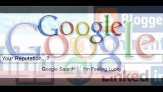 How to bury negative search results, online, web internet Google