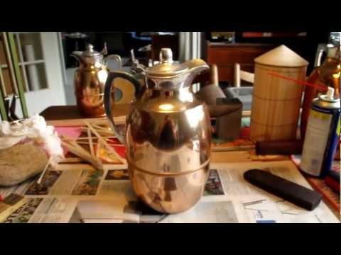 Renovering af gammel Alfi Juwel
