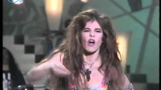 Gloria Trevi - Pelo suelto (España, 1992)