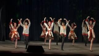 """Мордовский танец. Ансамбль танца народов мира """"Мечта"""", г. Омск"""