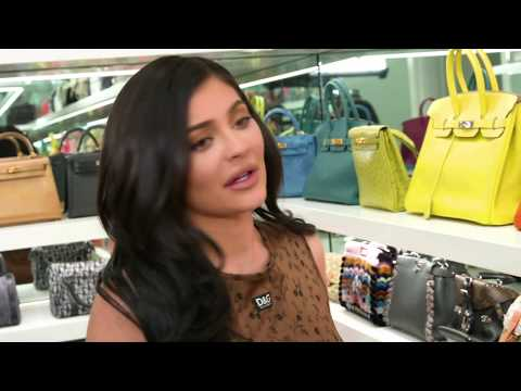 Download Kylie Jenner: My Purse Closet Tour Mp4 HD Video and MP3