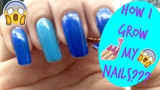How To Grow Ur Nails? / O.P.I Nail Envy Nail Strengthener
