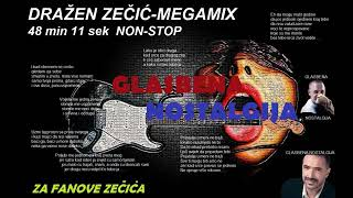 DRAŽEN ZEČIČ - MEGA MIX (48 Min 11 Sek HD 2019)