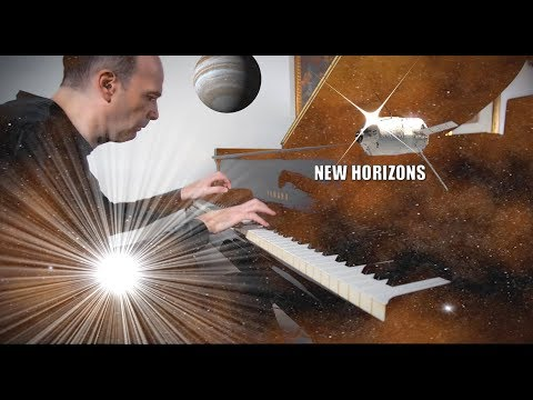 Brian May - Queen - New Horizons (Ultima Thule Mix)