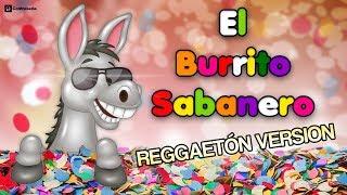 Mi Burrito Sabanero, El Burrito de Belen, Reggaeton Mix Lo Mas Nuevo Niños con Letra