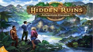 Adventure Escape : Hidden Ruins Android Gameplay ᴴᴰ
