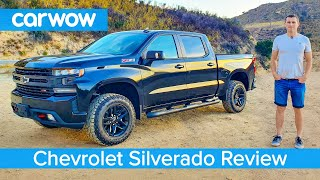 Why is this pickup truck SOOO popular? Chevrolet Silverado review