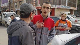 Дагестан: хозяева бензоколонки не дают журналистам работать