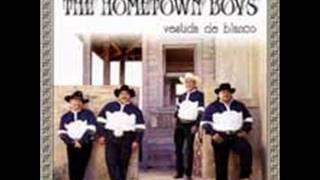 """Video thumbnail of """"LA MANO DE DIOS - THE HOMETOWN BOYS ((ESPACIO TEJANO)).wmv"""""""