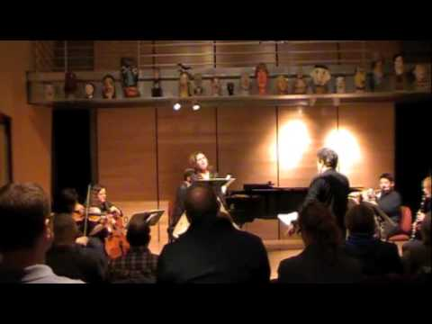 Arnold Schoenberg: Pierrot Lunaire: Die Kreuze