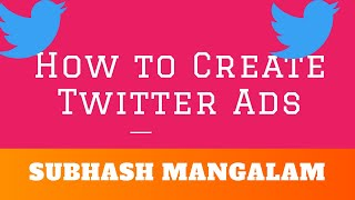 How To Create Twitter Ads | Beginners Guide To Advertising on Twitter 2019
