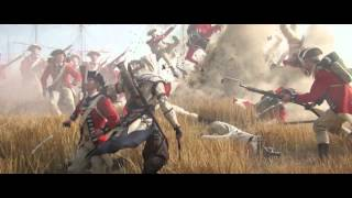 Assassin's Creed 3 - Epic Dubstep: Flashing Lights (Chase & Status)  [HD!]