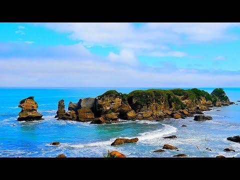 Calming Seas 8 Hours, Relaxing Ocean Waves. Surf Sounds for Sleep, Relaxing, Study Aid, ASMR, PTSD,