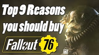 Top 9 Reasons you should buy fallout 76! - dooclip.me