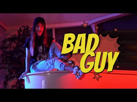 Billie Eilish - Bad Guy | Cover by Kate-Margret