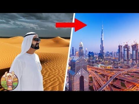 Cette Tour De Dubai Peut Tourner Sans Arrêter ! (Projets Fous De Dubai )