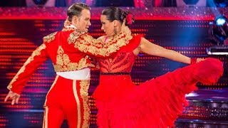 Gambar cover Susanna Reid & Kevin dance the Paso Doble to 'Los Toreadors' - Strictly Come Dancing: 2013 - BBC One