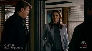"Castle 8x07 ""The Last Seduction"" Sneak Peek 2"