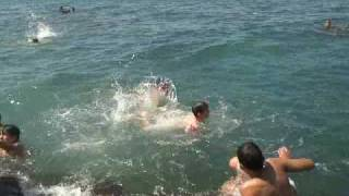 preview picture of video 'fouka marine tipasa _ algeria  فوكة تيبازة'