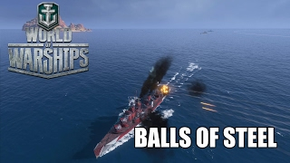World of Warships - Balls of Steel [Preview]