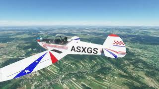 Aerial Tour Of Auschwitz In Microsoft Flight Simulator 2020