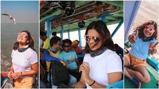BIKE ON BOAT - Mumbai To Alibaug Best Route