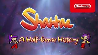 Nintendo  Shantae Series: A Half-Genie History - Nintendo Switch anuncio