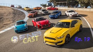 EnB Cast #19 – Motor Trend, drag race, Best car 2016