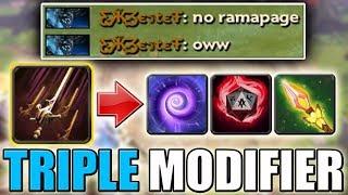 TripleSwashbuckleModifier[Impetus+Crit+Bash]NoRampage?|Dota2AbilityDraft