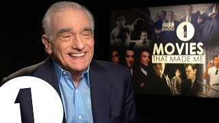 Martin Scorsese On Comic Book Heroes, Amusement Park Films And The Irishman | *Strong Language*