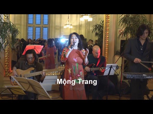 Tet Binh Than Paris 2016 - Mairie du VIe Paris