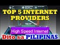 Top 5 Internet Providers in the Philippines