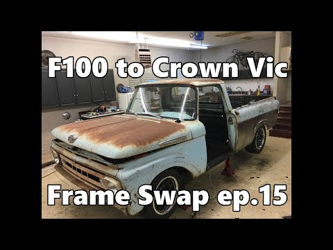 Crown Vic F100 Steering Shaft