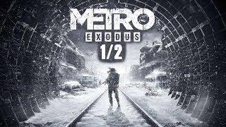 METRO EXODUS - Walkthrough Completo en Español (1/2) - PS4 PRO [1080p]