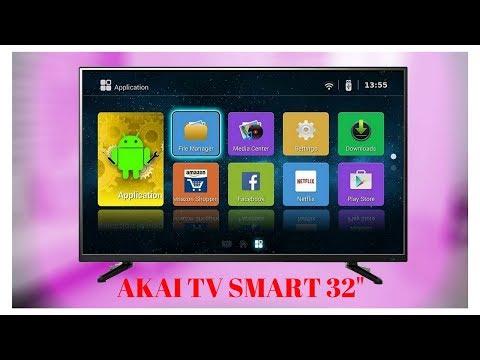 Akai TV Smart  aktv3223t