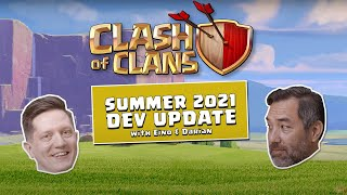 June 2021 Dev Update - Clash of Clans