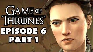 Game of Thrones - Telltale Games - Episode 6: The Ice Dragon - Gameplay Walkthrough Part 1