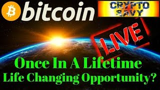 🔥BITCOIN Life Changing Opportunity !?🔥bitcoin litecoin price prediction, analysis, news, trading
